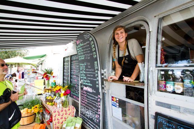 Best 25 fuel juice bar ideas on pinterest menu board for Food truck juice bar