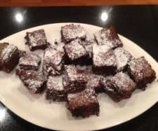 Recipe Chewy Chocolate Brownies (death by chocolate) by Crazy rat lady - Recipe of category Baking - sweet