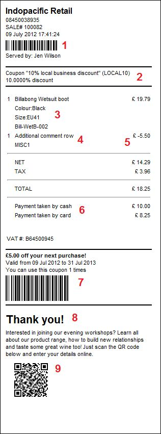 43 best Receipt Emails images on Pinterest Email design, Email - example of receipt of payment