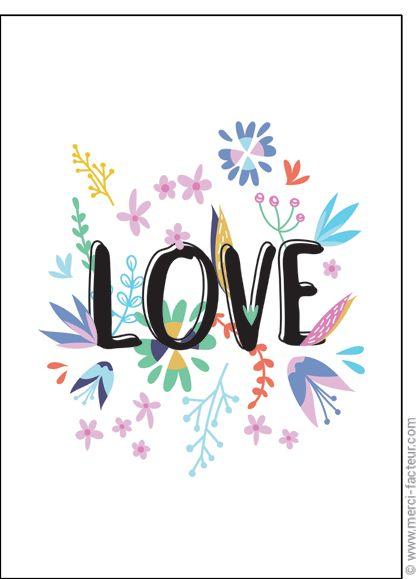 💘 Souhaitez une joyeuse St Valentin avec une jolie carte ❤️  http://www.merci-facteur.com/cartes/rub19-amour-et-saint-valentin.html #carte #amour #StValentin #Love #fleurs #Jetaime #lundi #coeur #jetaime #iloveyou #valentinsday #flowers #amor #SanValentin Carte Love dans les fleurs pour envoyer par La Poste, sur Merci-Facteur !