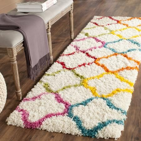 Safavieh Keeleigh Power-Loomed Shag Area Rug