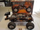 HPI Savage XL 5.9 Big Block Nitro powered monster truck - Excellent condition!