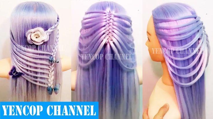 1000 images about braids 1 on pinterest - Como hacer peinados faciles ...