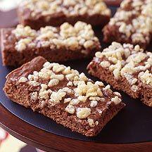 Weight Watchers Brownie Crunch