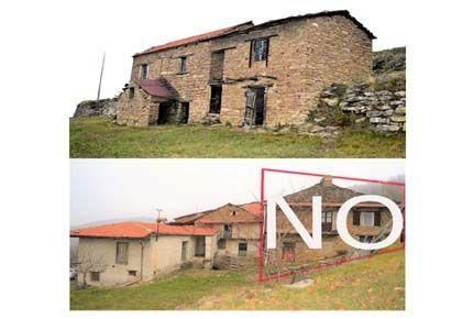 PEZZOLO VALLE UZZONE, country house (rustic), detached, to be renovated€55000