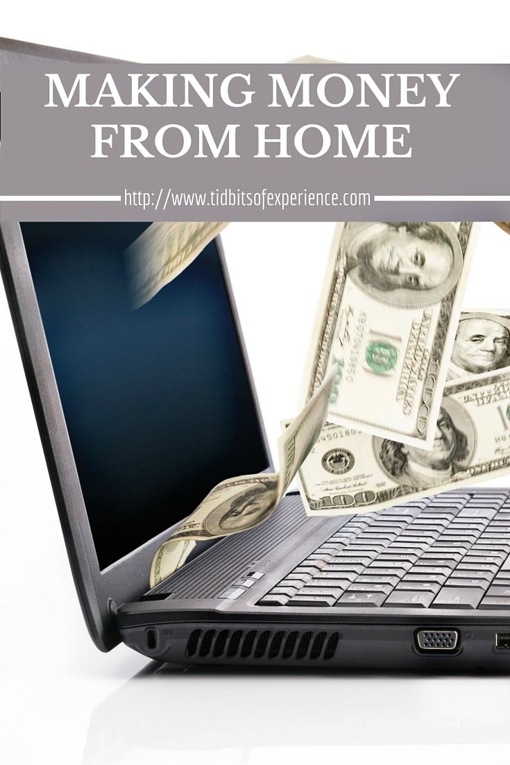 Making Money from Home online jobs, making money from home ideas