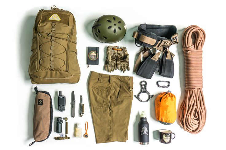 S.H.A.D.O. Pack 28L, always ready. Adventure Pack + EDC. Go.