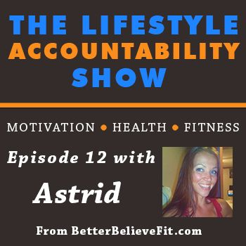12: Astrid talks about overcoming bulimia and shares her amazing transformation story - @Astrid Morgan