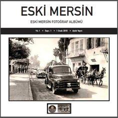 Mersin.. Eski Mersin fotoğraf albümü kapak fotoğrafı..