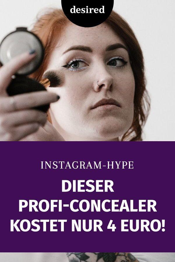 Diesen hochwirksamen Concealer bekommen Sie bereits für 4 Euro – Beauty Tipps & Tricks