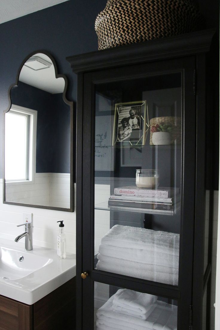 about linen cabinet on pinterest bathroom vanity tops bathroom