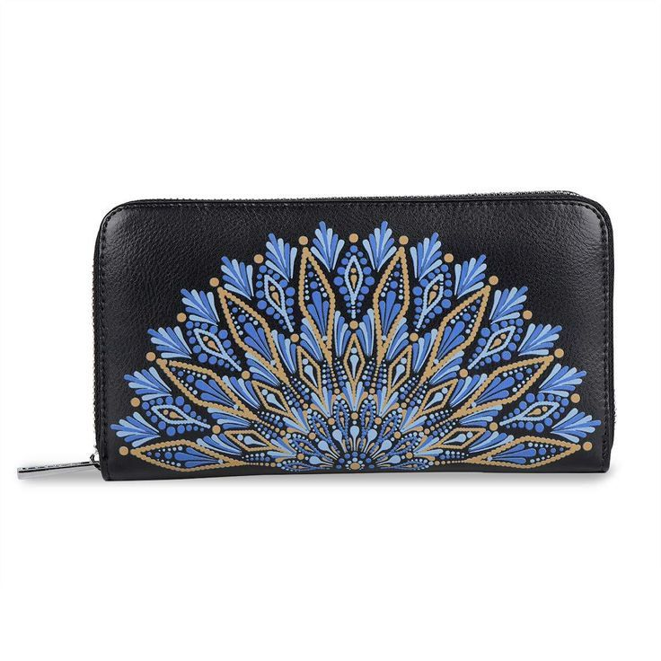 Credit Card Wallet Women RFID Blocking Card Case Wallet Leather Credit Card Hold…