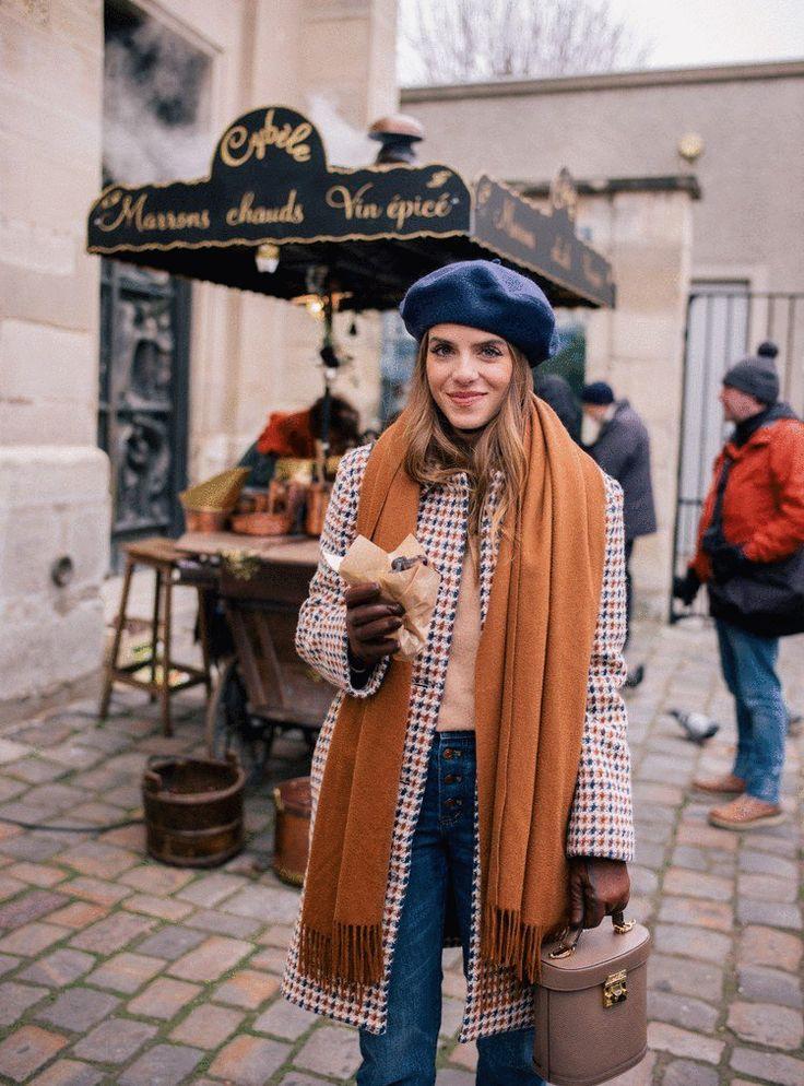 Die #Barett #Mütze gilt als absoluter Klassiker und wird meistens dem französischen Stil zugeordnet. Seit dem letzen Jahr ist sie ein unzertrennliches Teil der Modeshows und erlebt mittlererweile ein Comeback. Gucci, Chanel, Dior präsentierten in ihren letzten #Kollektionen wie vielseitig die stylische Kopfbedeckung ist. #fashion #stylish