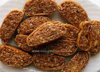 Reteta de sarailie, o prajitura din bucataria turceasca facuta cu foi de placinta si cu nuca si imbibata cu un sirop cu aroma de lamaie si de miere.