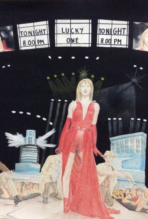 RED Tour : The Lucky One