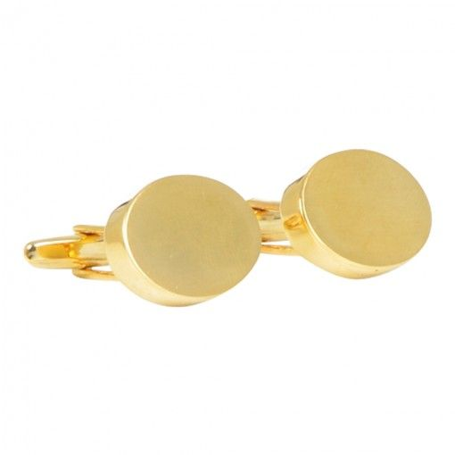 AMANDA CHRISTENSEN GOLD CUFFLINKS. Get them here: http://www.fernerjacobsen.no/sortiment/herre/assessoirer/mansjettknapper/amanda-christensen-mansjettknapp-i-gull-93738  #gold #cufflinks #mensfashion