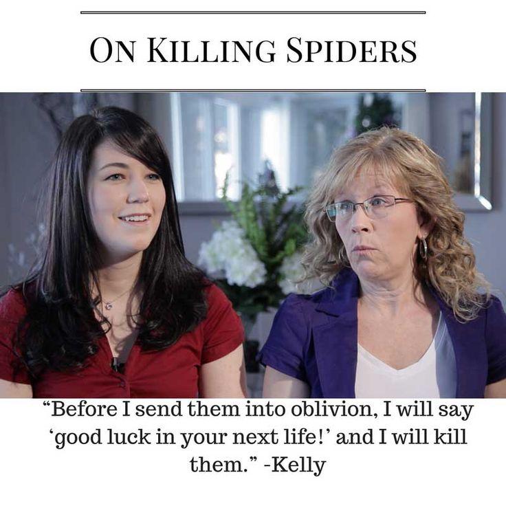 On Killing Spiders - https://bysarlo.com/on-killing-spiders/  #wednesdaywisdom