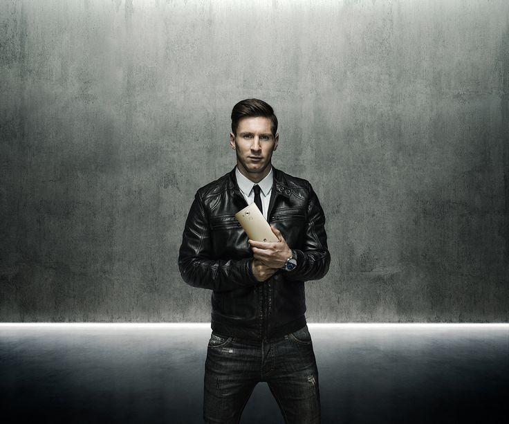 Martin Sigal - Huawei - Messi I