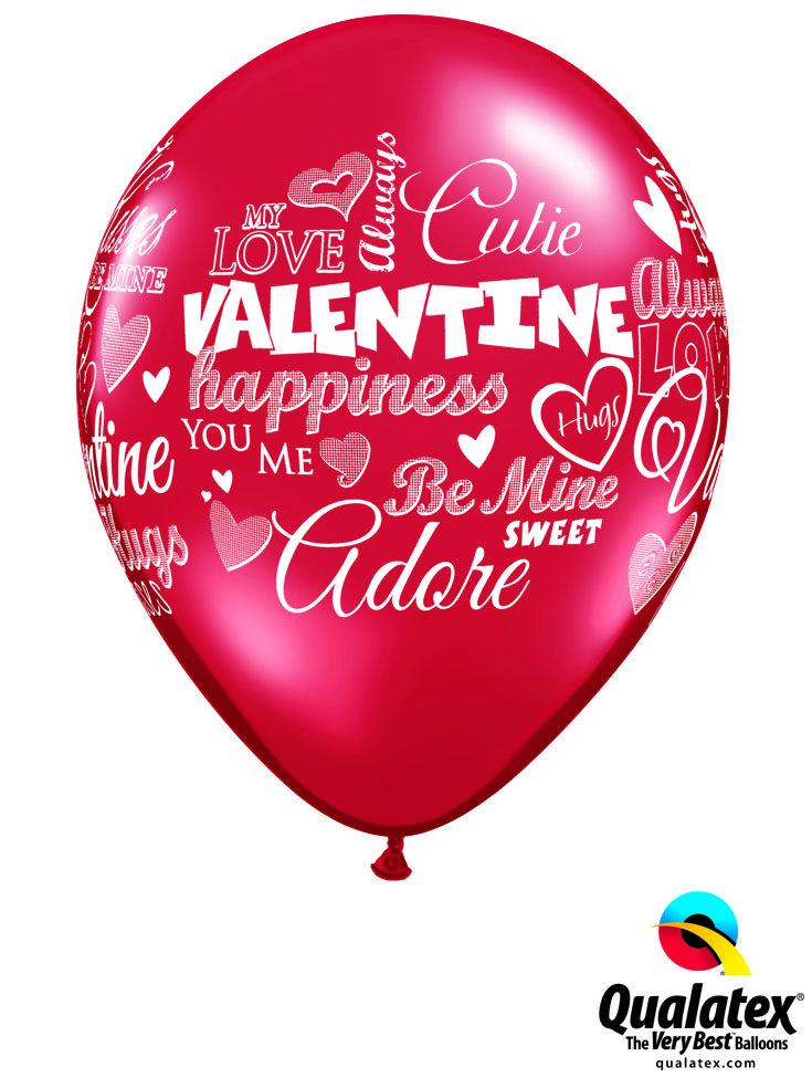 58 best valentine day balloons images on Pinterest | Valentines ...