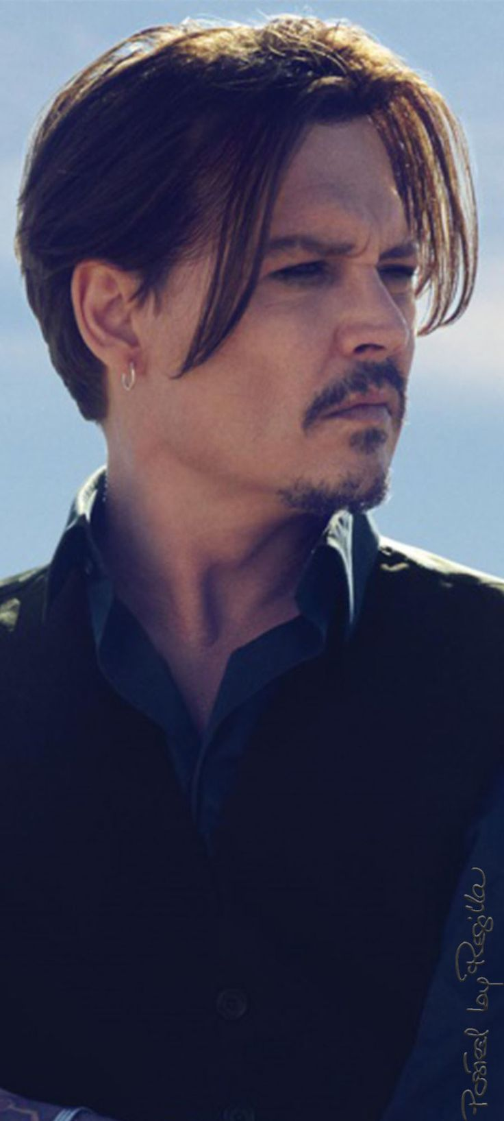 Regilla ⚜ Johnny Depp