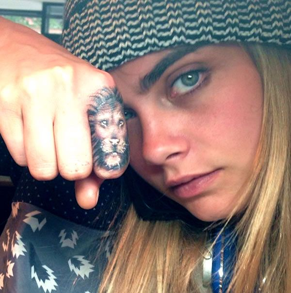 Cara Delevingne Dishes on the Meaning Behind Her Tattoos…And the Body Part She'll Never Get Inked! - http://www.popstartats.com/cara-delevingne-tattoos/interview-meaning-behind-tattoos-and-body-part-shell-never-get-inked/