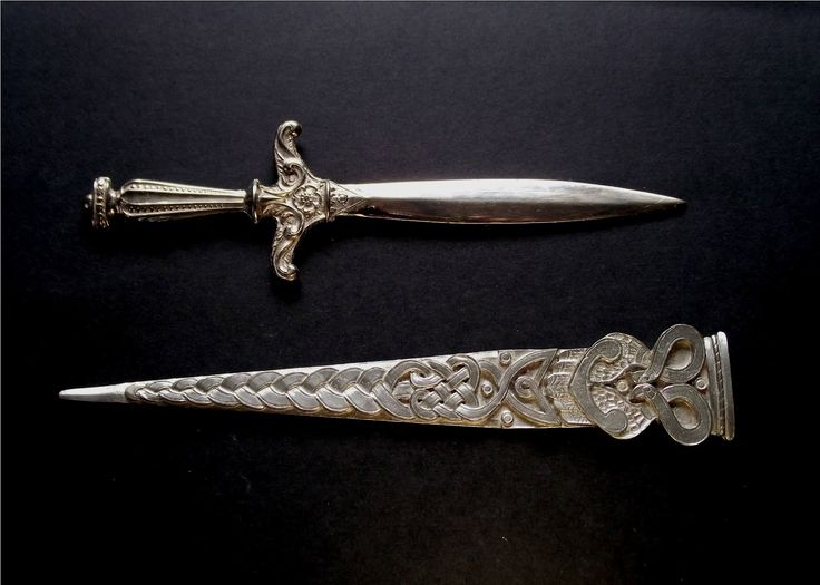 Beautiful example of an Athame