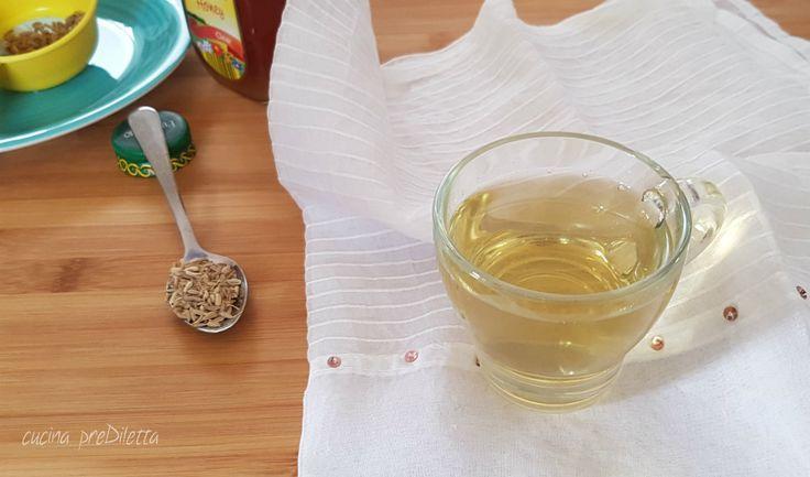 Tisana al finocchio - tisana digestiva | cucina preDiletta