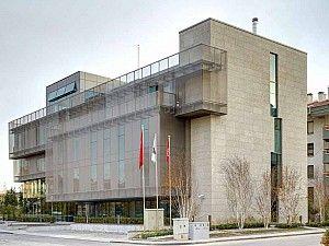Türkiye Müteahhitler Birliği Merkez Binası, Avcı Architects