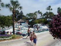 Adventure Island in Tampa, FL -- vote for it as the Best American Water Park