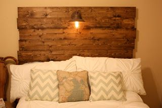loveeee it! wooden headboard how to :)