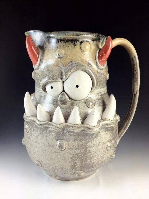 Monster jug