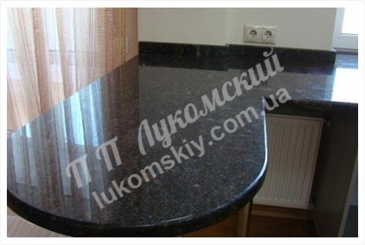 Заказать столешницы, подоконники из гранита Житомир, Коростышев