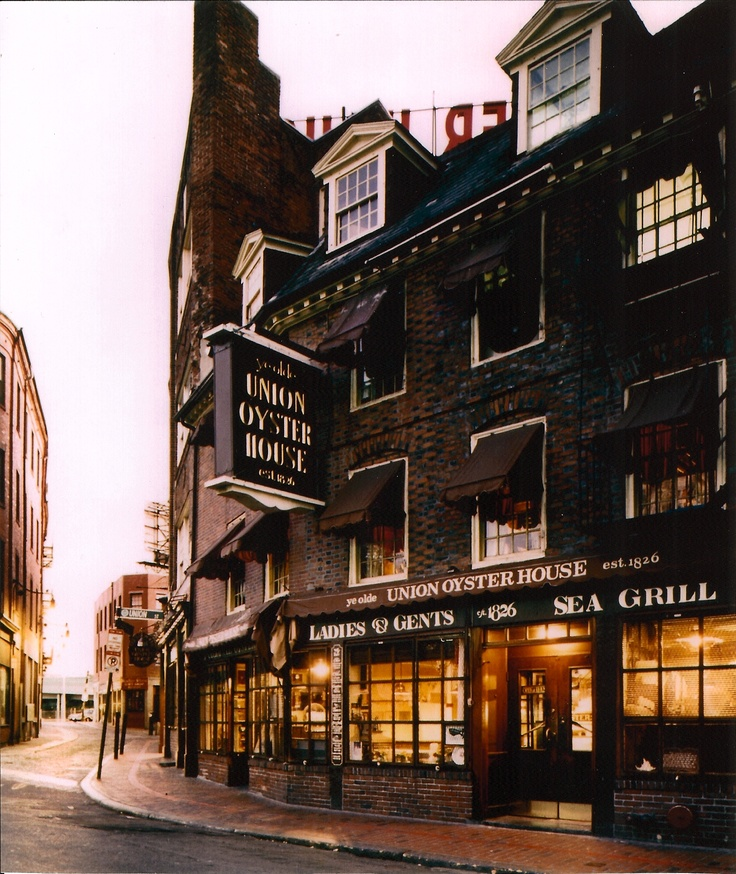 Union Oyster House, Boston, Massachusetts. Visit Boston's oldest restaurant, serving seafood and New England specialties in a historic setting on the Freedom Trail.