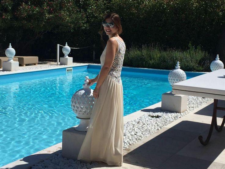 Che belle le nostre clienti😍👗 #boutiquegnisci #clienti #eventi #clothes #justmarried #love #shoppingonline #welness #beautiful #coctaildress #abito #event #cerimonia  Shop now :-》http://bit.ly/290Rv3o