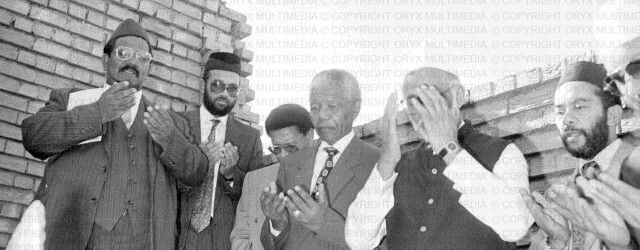 Nelson Mandela. Our beloved Tata, The father of our nation. <3