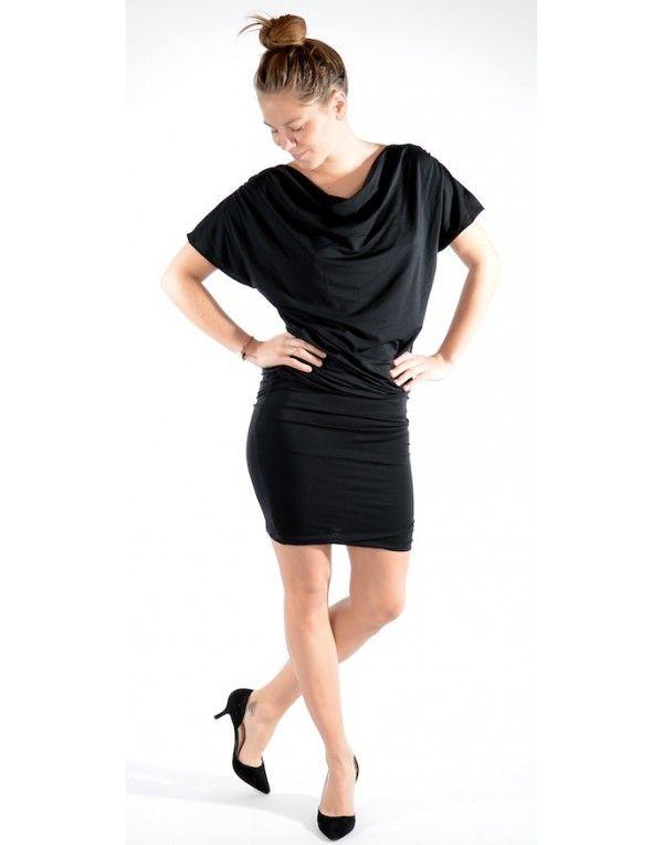 Smooth Dress http://www.corneliashus.no/bytimo-smooth-dress-black.html