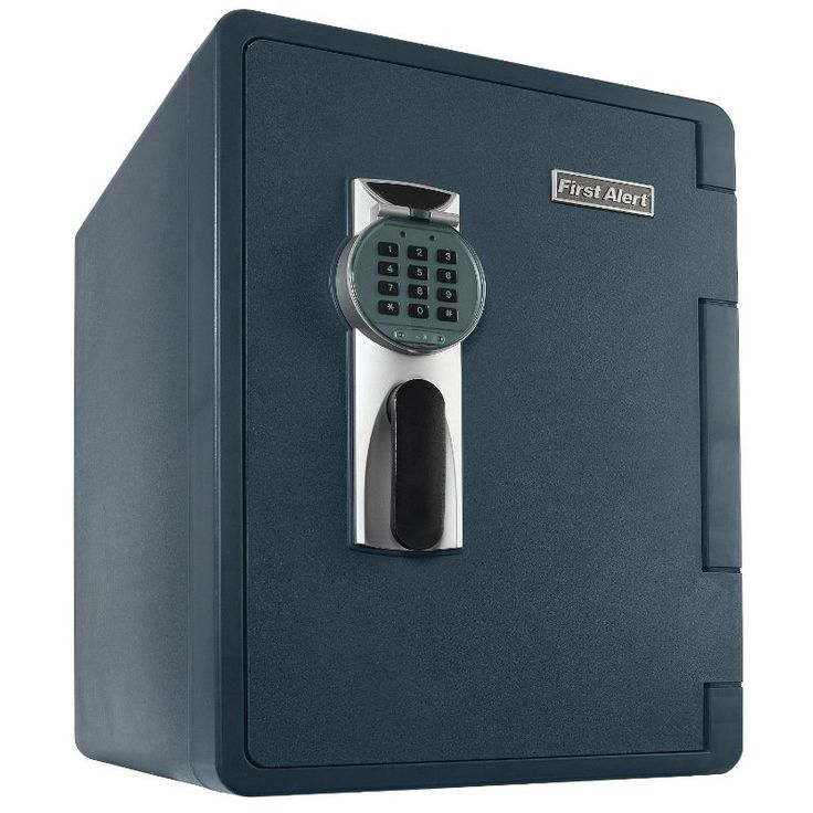First Alert 2096DF Water Fire and Theft Digital Safe | from hayneedle.com