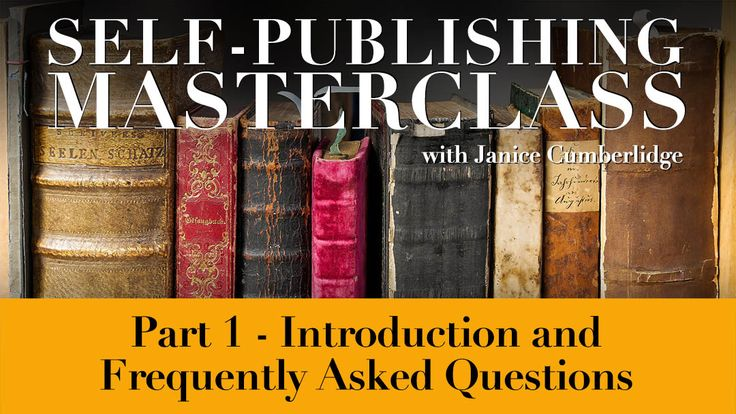 Self-Publishing Masterclass Part 1 – Intro and Frequently Asked Questions. Answers many of the frequently asked questions that many people who are new to self-publishing have, including: What's the difference between traditional publishing and self-publishing? What formats can you upload to Amazon? What can you sell on Amazon? What other platforms can you sell on? Is there an easy way to get your books onto all the platforms? What is the KDP Select program and what are its advantages? and…