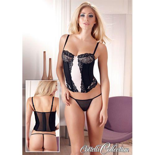 Laat jouw vrouwelijke rondingen mooi naar voren komen met deze prachtige korset! #korset #corset #bustier #bustiers #korsetten #verleiding
