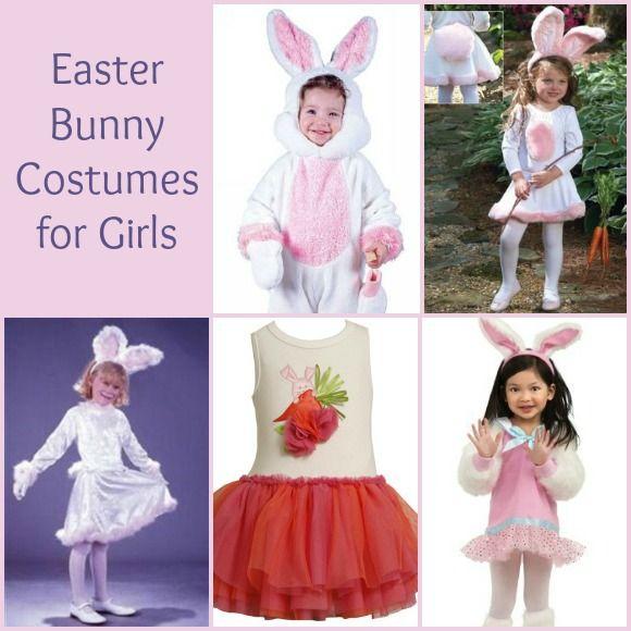 Easter Bunny Costume for girls