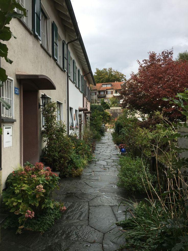 Basel, Schweiz, Switzerland, Haus, Häuser, House, Traumhaus, Dreamhouse, Small House, Tiny Houses, Path, Living, Livingdream, Wohntraum