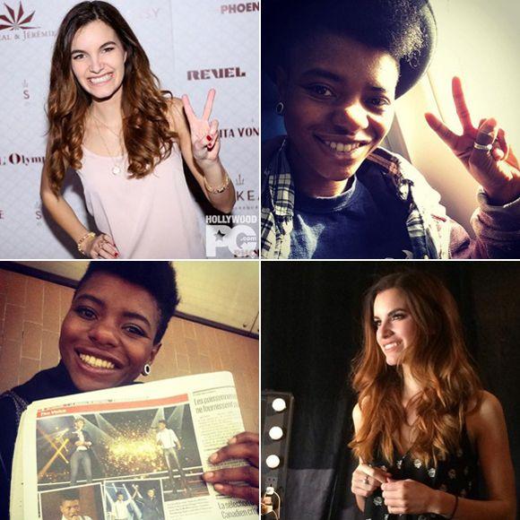 Gabriella et Tamara Weber Fillion passent à la prochaine étape à The Voice | HollywoodPQ.com
