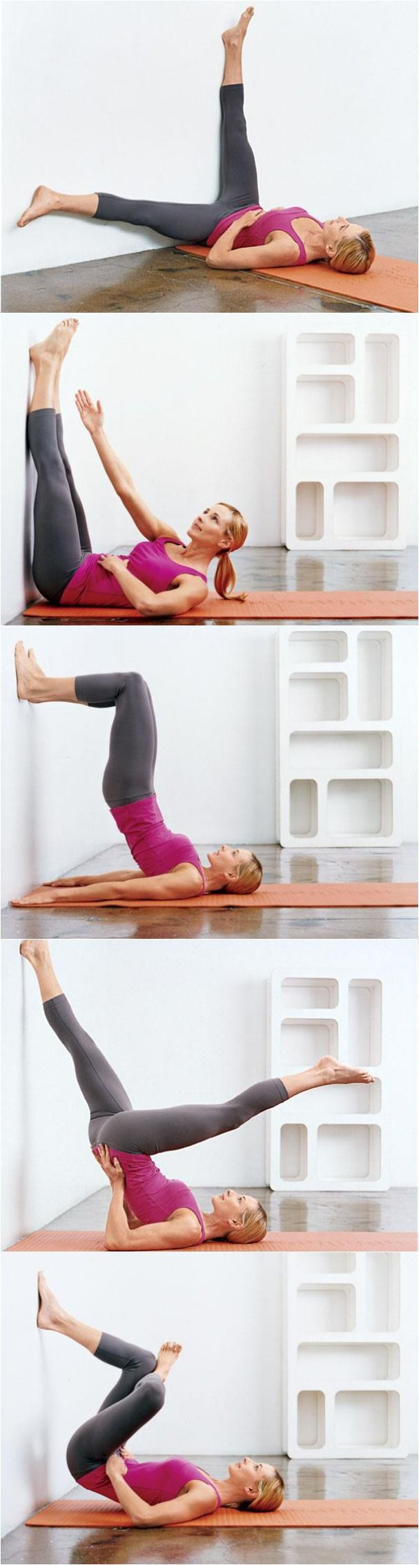 These moves will flatten your belly, slim your thighs, and firm your butt in 2 weeks!