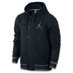 Men's Jordan Varsity 2.0 Hoodie| FinishLine.com | Black