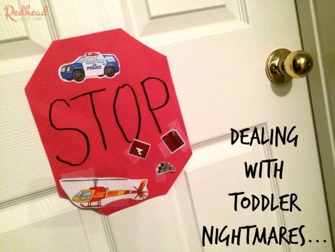Dealing with Toddler Nightmares can be challenging. Check out our solutions!
