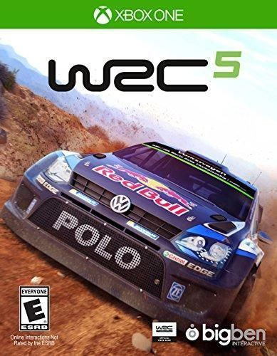 WRC 5 - Xbox One - Xbox One #videogamereviews