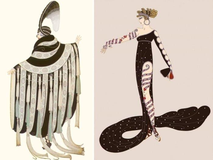 Свой первый модный эскиз Роман создал в 6-летнем возрасте. Мать показала эскиз портнихе, и та сшила по нему вечернее платье. Первые уроки живописи мальчику дал сам Илья Репин. Впрочем, Романа интересовало не только рисование. Какое-то время он занимался классическими танцами с дочерью Мариуса Петипа. Его любимым местом для прогулок был Эрмитаж, а увиденная в 1900 г. парижская выставка стала для него настоящим потрясением. С тех пор он начал мечтать о мировой столице моды и искусства –…