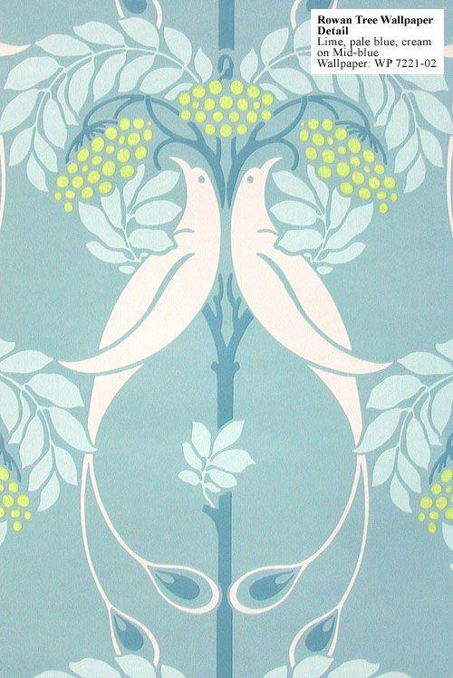 123 best art william morris images on pinterest for Art nouveau wallpaper uk