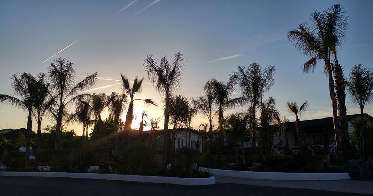Atardecer en La Siesta Salou Resort & Camping