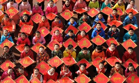 Chinese new year 2014: Eight things you (probably) didn't know about the year of the horse